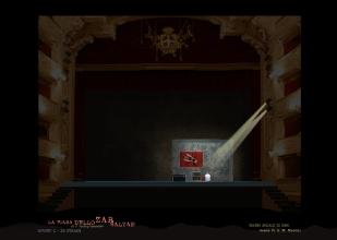 La fiaba dello Zar Saltan 1