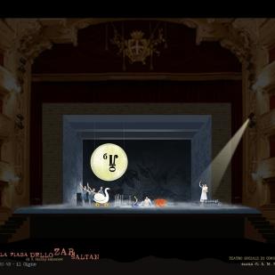 La fiaba dello Zar Saltan 5