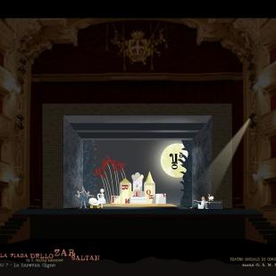 La fiaba dello Zar Saltan 7