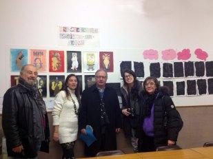 ARTINAULA, con Togo, Alessandra Masella, Pino Di Gennaro, Agnese Meroni, Sara Montani